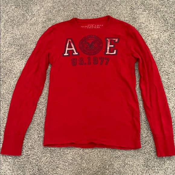 American Eagle Outfitters Other - Men's AE Long sleeve. Size XS